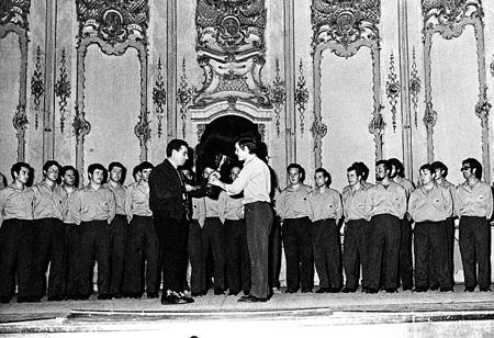 Adria 1970, Concorso Nazionale