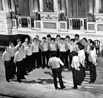 Mantova 1984, Teatro Bibiena