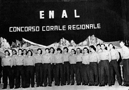 Bolzano 1969, Concorso Regionale - prima vittoria