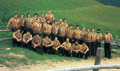 1977, decennale di attività