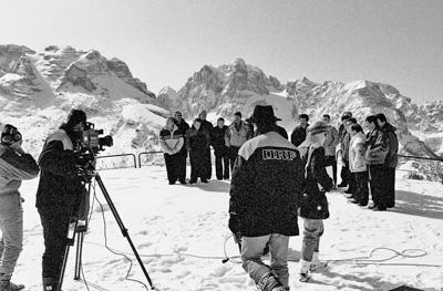 Monte Spinale - Campiglio 1993, Registrazione della ORF austriaca per il ventennale di Arge Alp