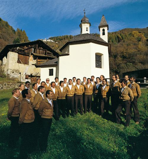Claiàno 1988, il coro nel ventennale